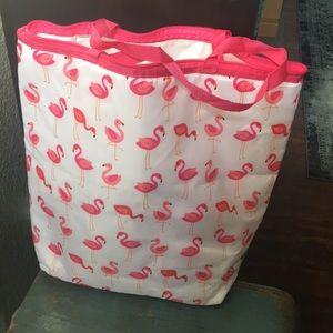 Handbags - Flamingo cooler bag